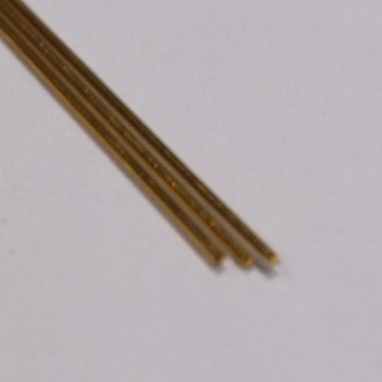 0.4mm Brass Rod (305mm Lengths)
