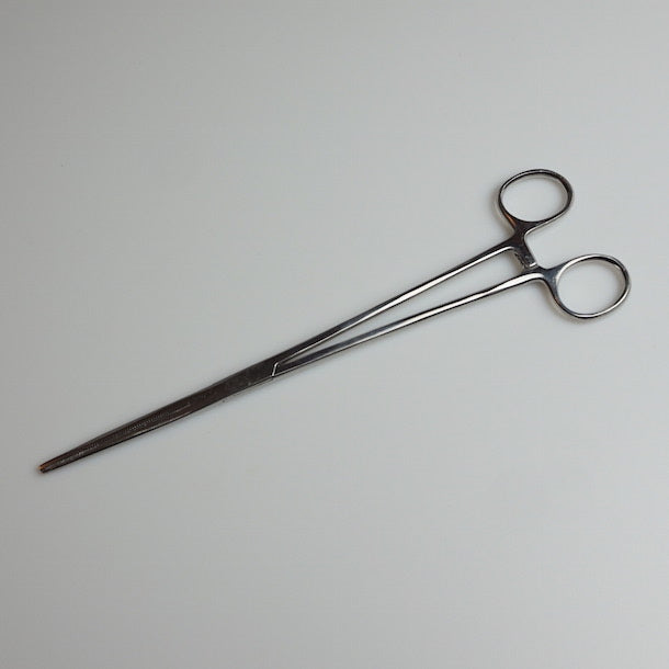 "10"" Straight Forceps"