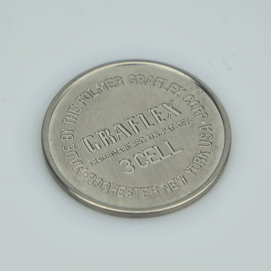 Graflex 3 Cell Novelty Coin