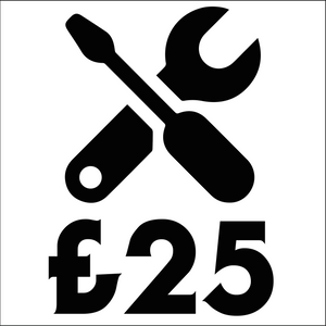 £25.00 Labour Charge