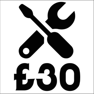 £30.00 Labour Charge