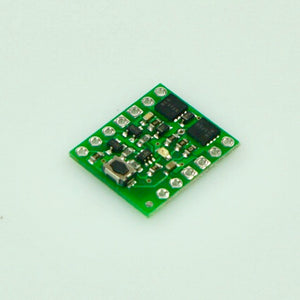 Momentary to Latching Converter - Low Voltage With Reverse Voltage Protection