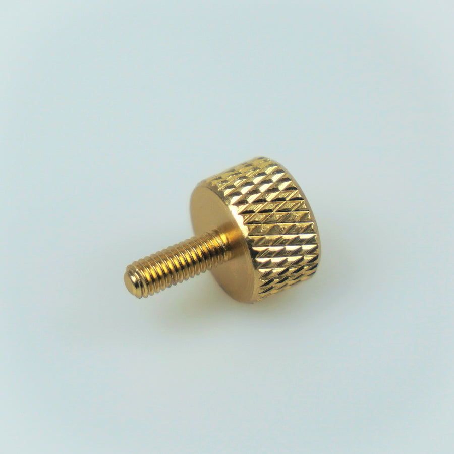 M3 X 8mm Length Knurled Thumbscrews - Style 1