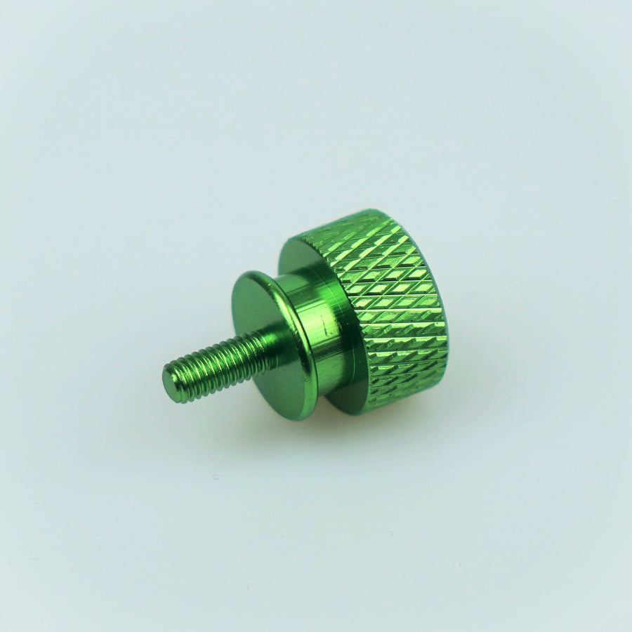 M3 X 7mm Length Knurled Thumbscrews - Style 2