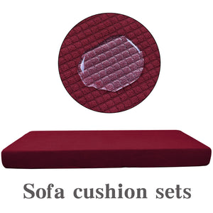 Elegant Mehroon Sofa Cushion Sets