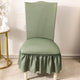 High Elasticity Skirt Chair Cover