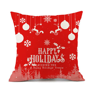 Season cushion Covers for Christmas