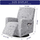 Stretch Recliner Slipcover