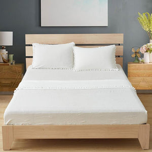 4-Piece Soft Over Sized Bedspread