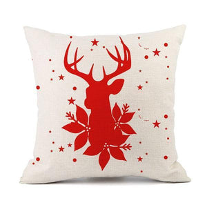Christmas Pillow Cushion Covers