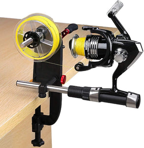 Shop Now Portable Fishing Line Winder Spooler