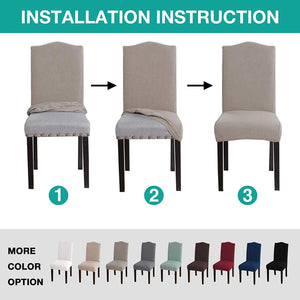 Stretch Chair Covers(Buy 6 Free Shipping)