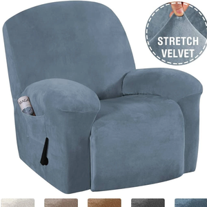 Stretchable Recliner Slipcover