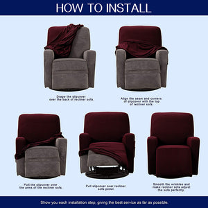 Walmart Recliner Covers