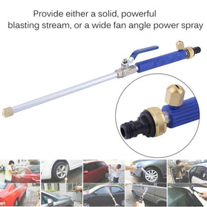 Buy Now high-pressure power washer