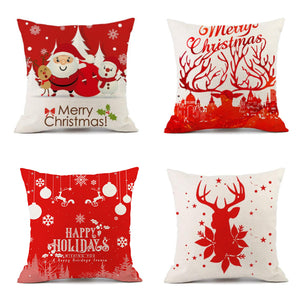 Online Christmas cushion pillow covers
