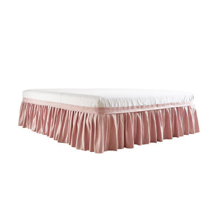 Wrap Around Bed Skirts