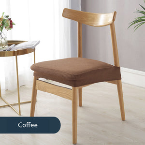 Buy Online elegant Coffee color  Waterproof Chair Seat Covers