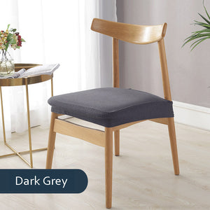 Buy Online Dark Grey Waterproof Chair Seat Covers