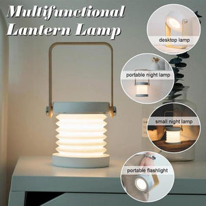 Foldable LED Lantern Lamp