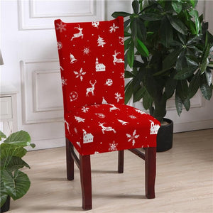 Christmas Decorative Chair Covers