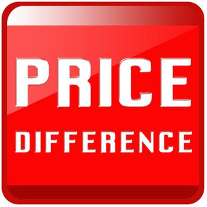 Price Difference - $10