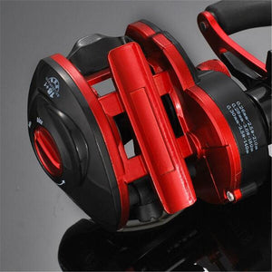 8.1:1 18*1BB Metal Fishing Reel