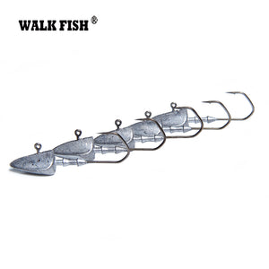 5Pcs/Lot Fishing Hooks