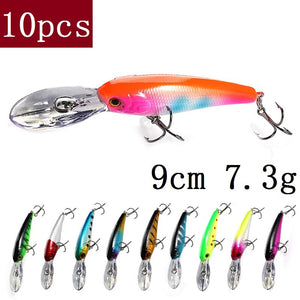 Hard Longbill Fishing Lure