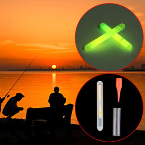 50Pcs Luminous Fishing Float