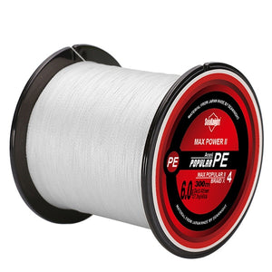 1000M PE Fishing Line 4 Strands Braided Fishing Line 8-80LB