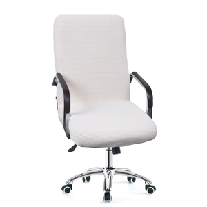 Perfect Fitting Chair Covers (White)