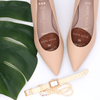 HOPE ROSA INSOLES Sole Spots - Rich Tan