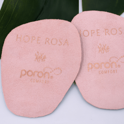 HOPE ROSA INSOLES Sole Spots - Soft Pink