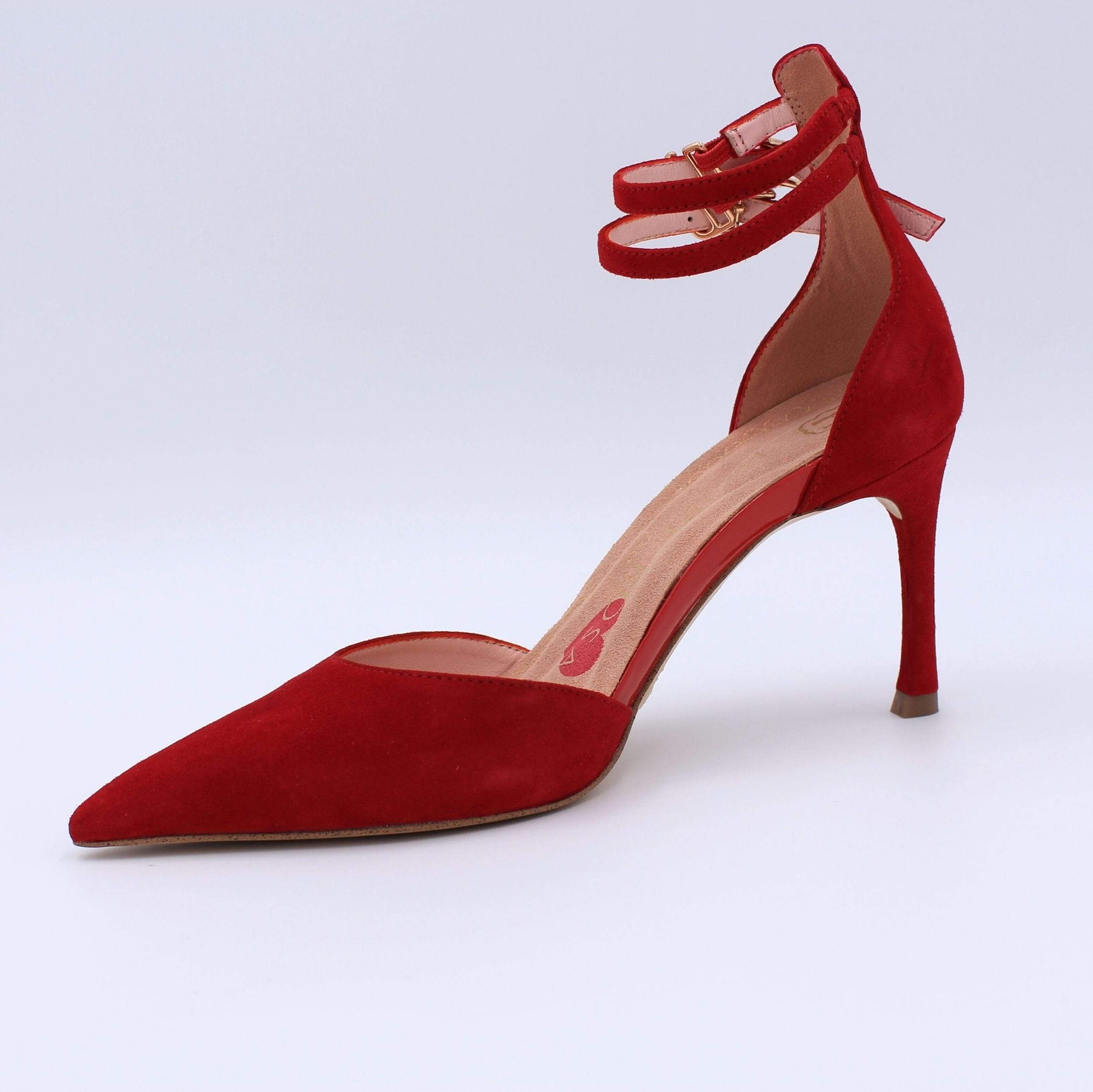 HOPE ROSA Pumps Bond Girl - ITALIAN RED