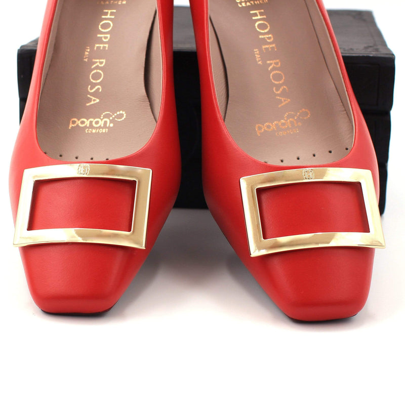 HOPE ROSA Pumps DIXIE RED