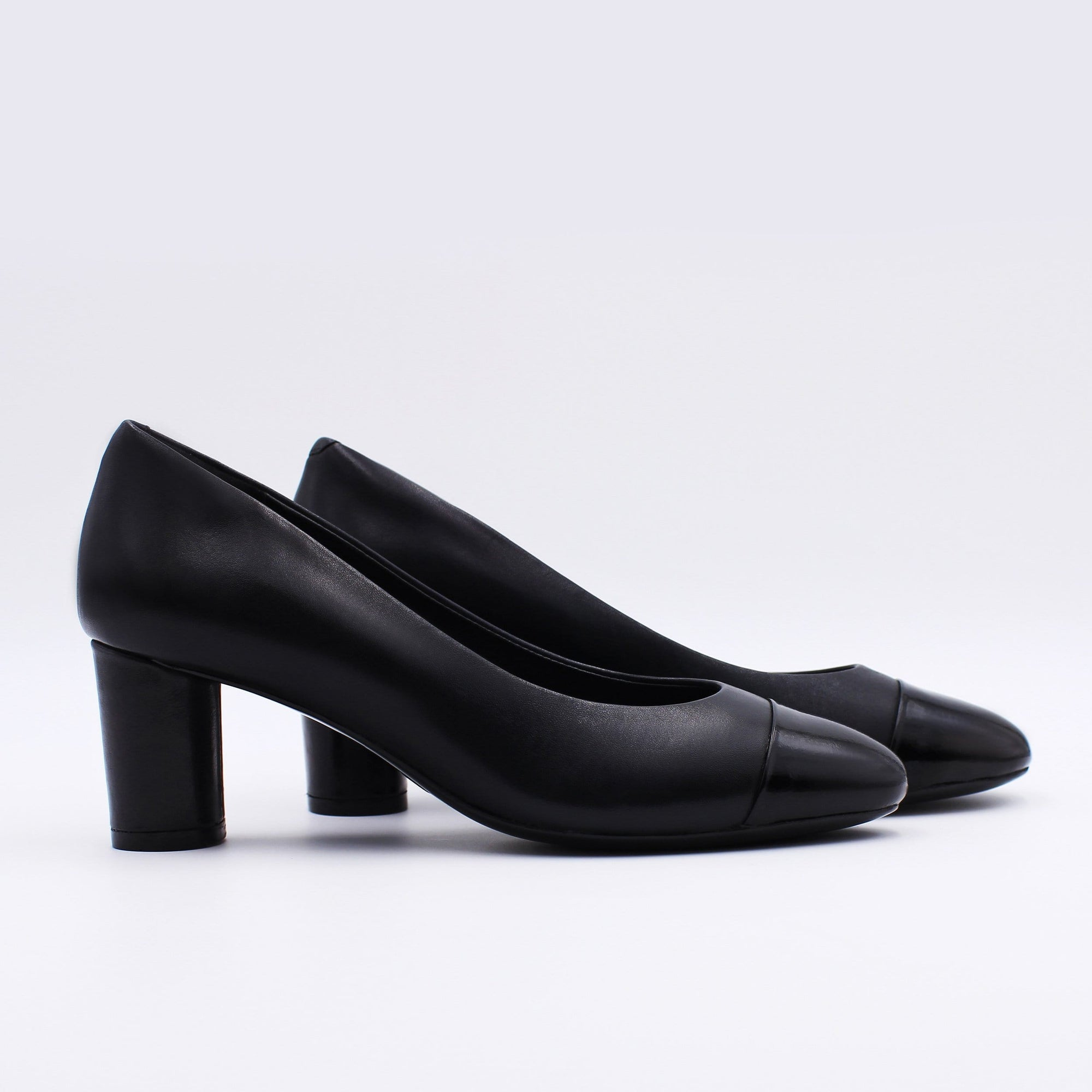 HOPE ROSA Pumps KARLA BLACK/BLACK PATENT