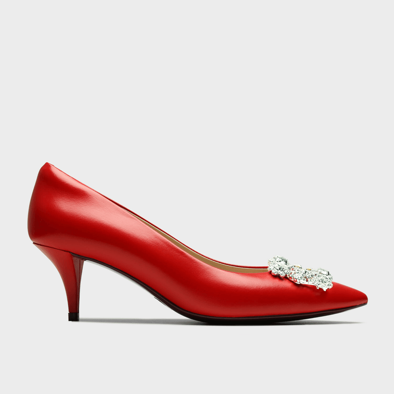 HOPE ROSA Pumps MARYLYN PUMP RED