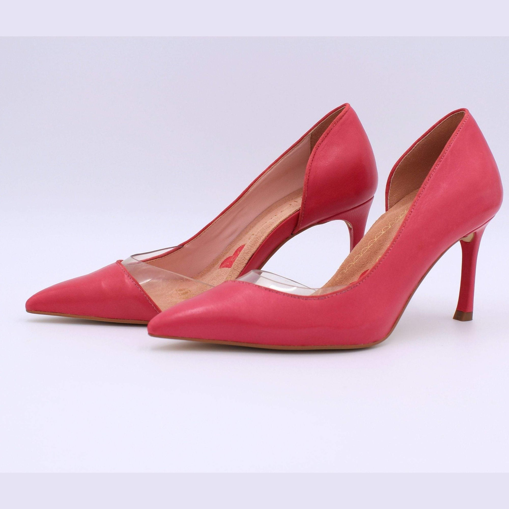 HOPE ROSA Pumps STUNNER - CANDY PINK