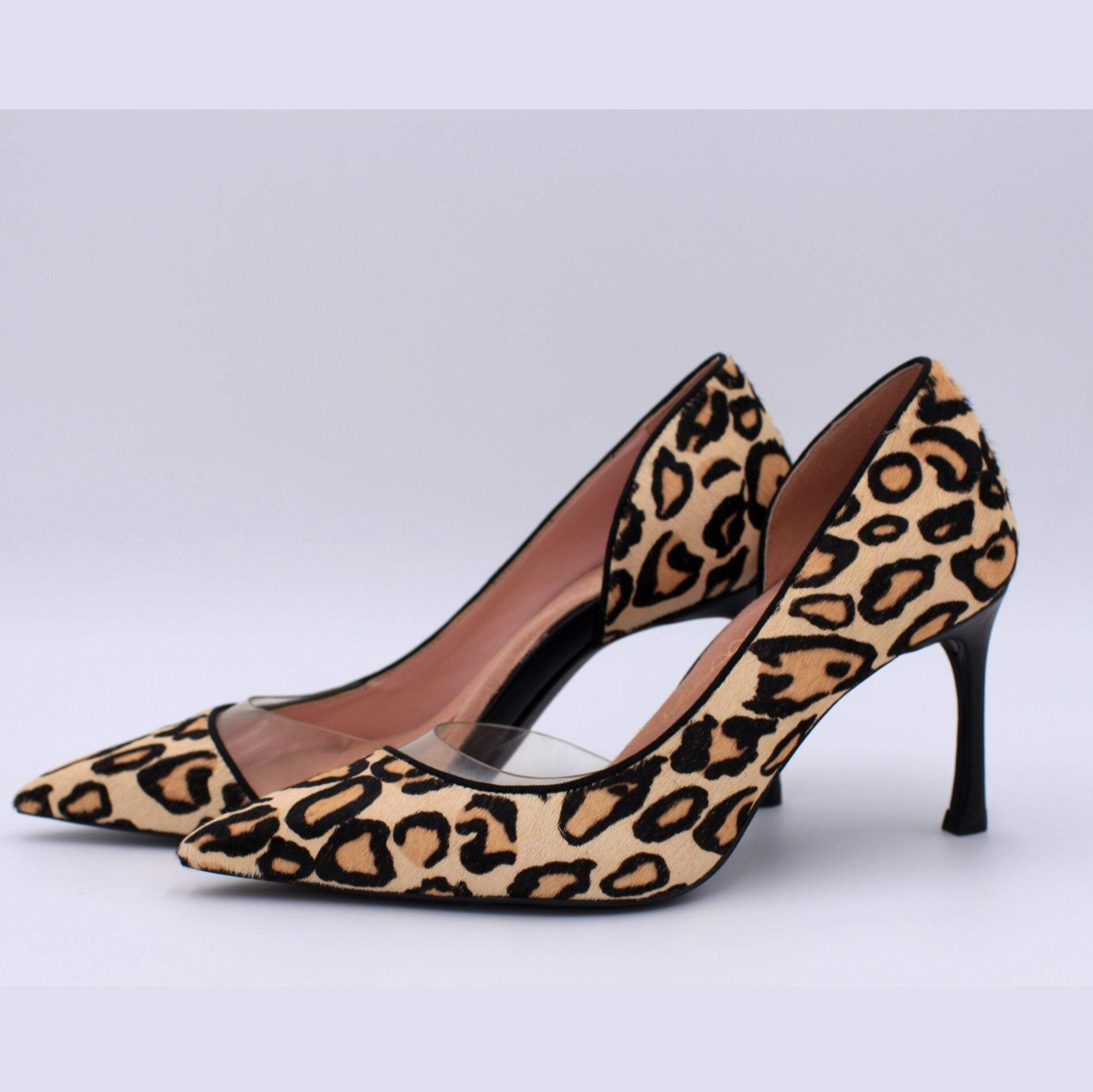HOPE ROSA Pumps STUNNER - LEOPARD