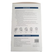 Load image into Gallery viewer, FFP2 - Nightingale KN95 Respiratory Face Mask - Individually Sealed - Box of 50