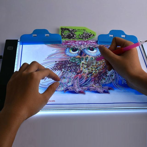 Diamond Painting Light Pad