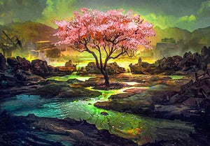 Beauty Blossoms Diamond Painting
