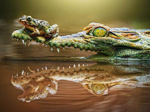 Crocodile DIY Diamond Painting