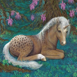 Cute Unicorn Baby Diamond Painting Kit