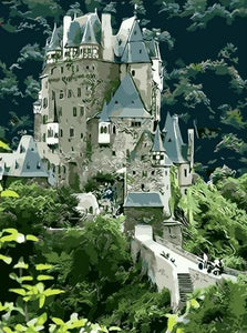 Eltz Castle Diamond Painting Kit