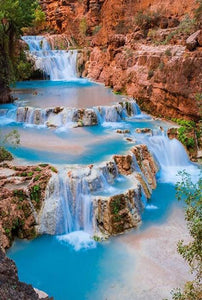 Havasu Creek in the Grand Canyon Diamond Painting