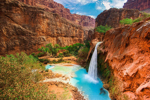 Havasu Falls Paint by Diamonds