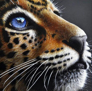 Jaguar Cub Paint by Diamonds