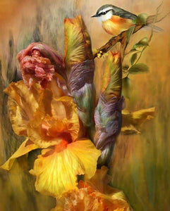 Summer Wonders by Carol Cavalaris Diamond Painting